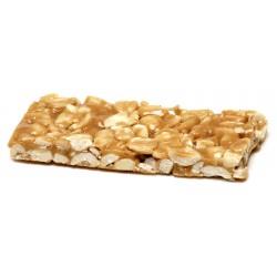 Peanut Crips (Barras Doces de Amendoim)