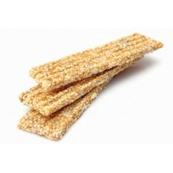 Sesame Crips (Barras Doces de Sésamo)