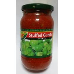 Mausam Stuffed Gunda (Achar de Nêspera)