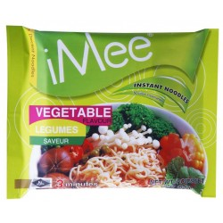Massa Instantânea IMEE Vegetais (Vegetables)