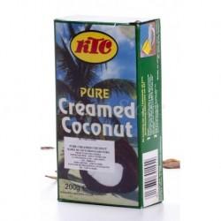 KTC Creme de Côco (Creamed Coconut)