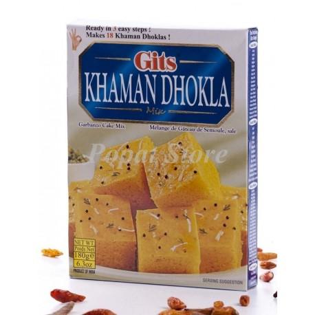 Gits Mistura P/ FazerKhaman Dhokla (Khaman Dhokla Mix)
