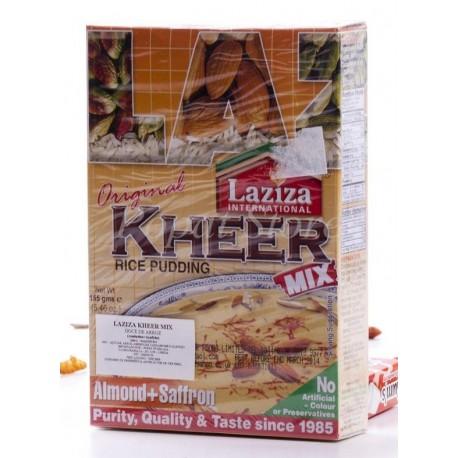 Laziza Kheer Mix Almond Saffron