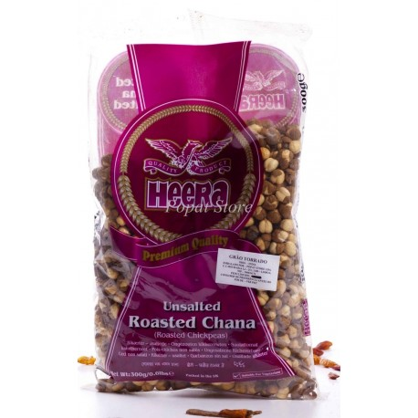 Heera Roasted Unsalted Chana