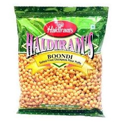Haldirams Aperitivo Índiano (Boondi)
