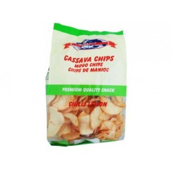 Purvi Cassava Chips Chilli Lemon