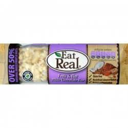 Eat Real Barras de Fruitos secos ( Fruit & Nut Milk Chocolate  Bar)