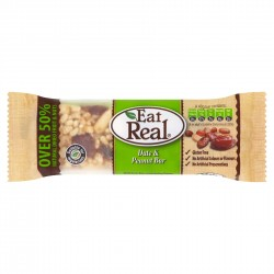 Eat Real Barras de Fruitos secos ( Date & Peanut Bar)