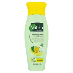 Vatika Refreshing Lemon (Shampoo de Limão Anti-Caspa)