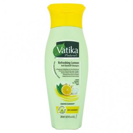 Vatika Refreshing Lemon (Shampoo de Limão Anti-Caspa)