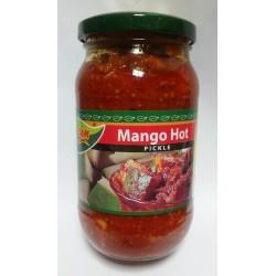 Mausam Mango Hot (Achar de Manga Picante)