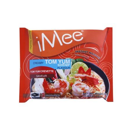 Massa Instantânea IMEE Creme Camarão (Tom Yum Shrimp)