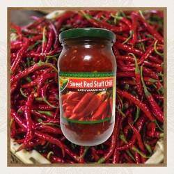 Mausam Sweet Red Stuff Chilli (Achar de Piripiri Vermelho Doce)