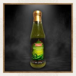Midas Green Chilli Sauce (Molho de Piripiri Verde)