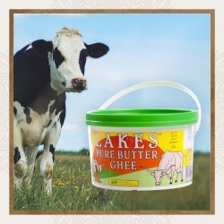 Clarified Butter Lakes (Lakes Butter Ghee)