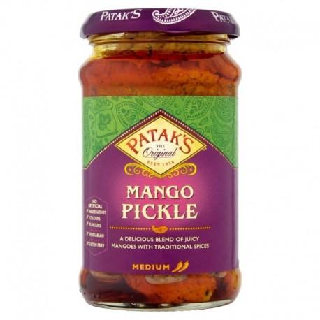 Achar de Manga (Suave) Patak's (Patak's Mango Pickle Mild) 283g