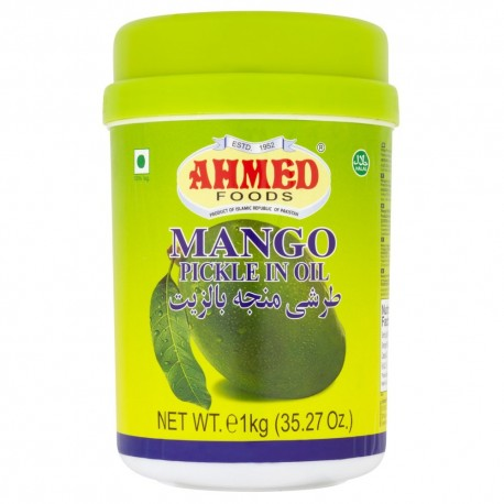 Achar de Manga Ahmed (Ahmed Mango Pickle)