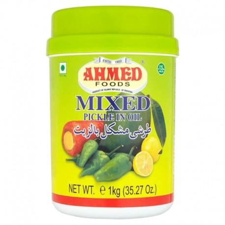 Achar de Mistura Ahmed (Ahmed Mixed Pickle)