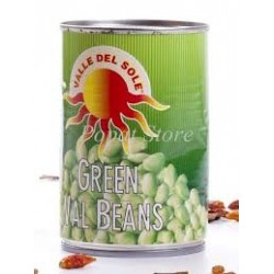 VDS Feijão Pedra em Salmoura (Green Val Beans in Brine)