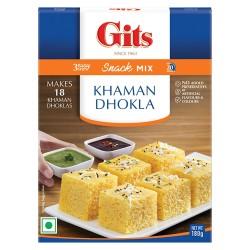 Khaman Dhokla Mix Gits