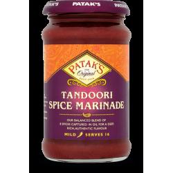 Paste de Caril Tandoori (Suave) Patak's (Patak's Tandoori Curry Paste Mild)