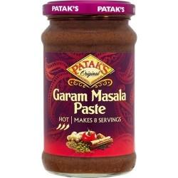 Pasta Garam Masala Patak's (Patak's Garam Masala Paste) 283gr