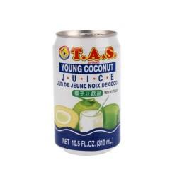 Sumo de Coco (Coconut juice)