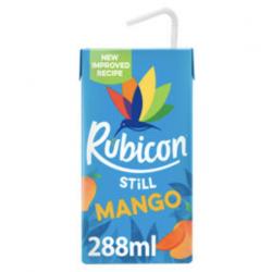 Sumo de Manga Rubicon (Rubicon Mango juice)