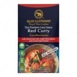 Blue Elephant Thai Red Curry Paste (Paste de Caril Vermelho)
