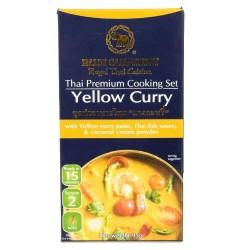 Blue Elephant Thai Yellow Curry Paste (Pasta de Caril Amarelo)