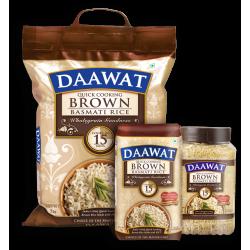 Daawat Arroz Basmati Integral (Brown Basmati Rice)