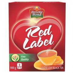 Brooke Broond Red Label Chá preto (Black Tea) 900GM