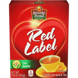 Brooke Broond Red Label Chá preto (Black Tea)