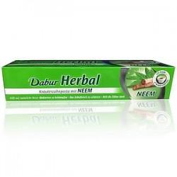 Dabur Pasta Dentífrica (Neem Herbal Toothpaste)