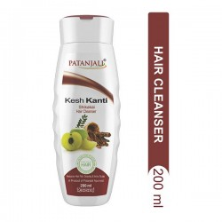 Patanjali Kesh Kanti Shikakai Hair Cleanser 200ml