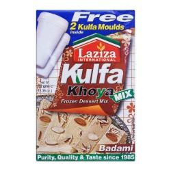 Kulfa Khoya Mix Badami Laziza