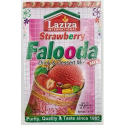 Falooda Strawberry Mix (strawberry) Laziza