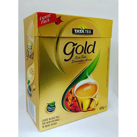 Chá Preto Gold TATA  (TATA Tea Gold )