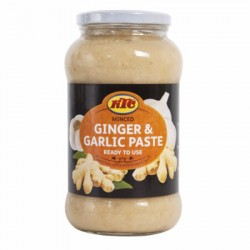 Pasta de Alho e Gengibre KTC (KTC Ginger Garlic Paste)