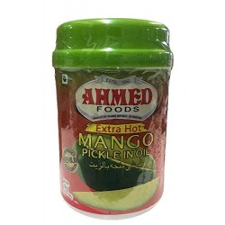 Achar de Mistura Picante Ahmed ( Mixed Pickle Extra Hot Ahmed)