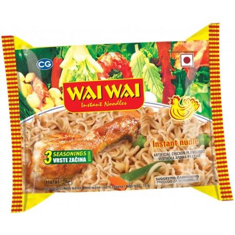 WAI WAI Instant Noodles Chiken