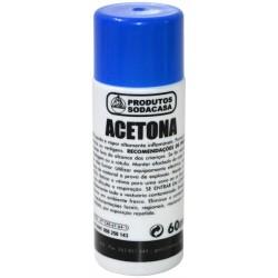 Acetona Produtos Sodacasa 60ml
