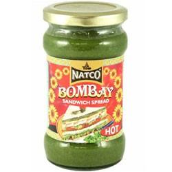 Bombay Sandwich Spread (Hot) Natco