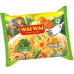 Instant Noodles Vegetable WAI WAI