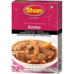 Especiarias para Korma Shan