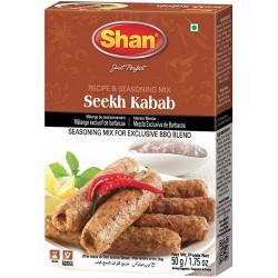 Especiarias para Seekh Kabab Shan