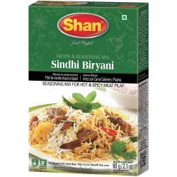 Especiarias para Sindhi Biryani Shan