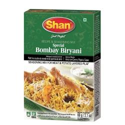 Especiarias para Special Bombay Biryani Shan
