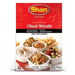 Especiarias para Chaat Masala Shan