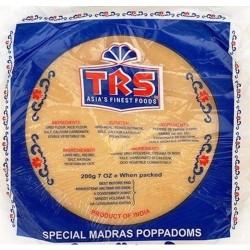 Paparis Madras Simples TRS (Madras Papadoms)